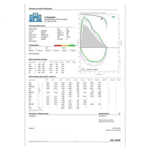 report-spirometro-mir